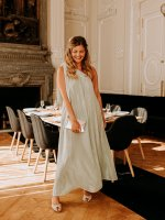 Tenue Se Casan Santa Barbara Robe Sundress face plein pied | Location