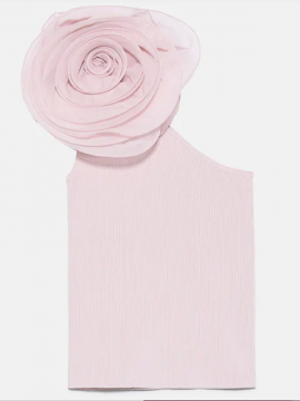 Top rose Zara face | Location Se Casan